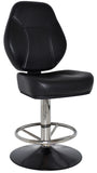 Cairo Gaming Stool Disc Base - Richmond Office Furniture