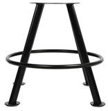 Luxor Gaming Stool Black Legs - Richmond Office Furniture