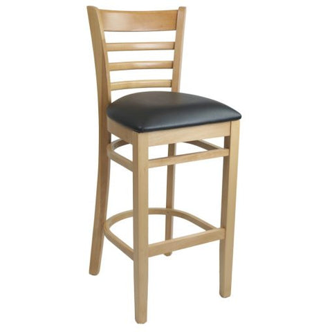 FLORENCE STOOL VINYL SEAT - Richmond Office Furniture