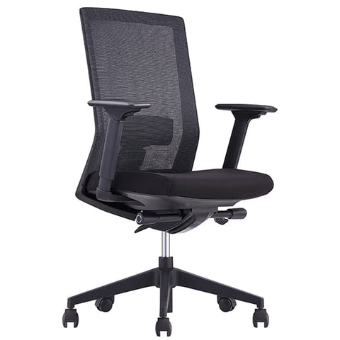 Kube Mesh Back Executive chair - Richmond Office Furniture