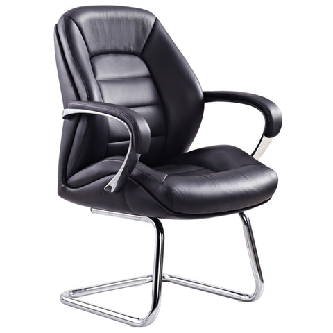 MAGNUM LEATHER VISITOR CHAIR - Richmond Office Furniture