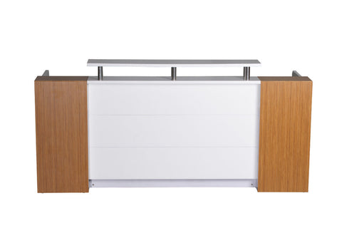 Maquee Reception Counter - Richmond Office Furniture