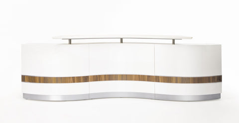MARTINIQUE RECEPTION DESK - Richmond Office Furniture