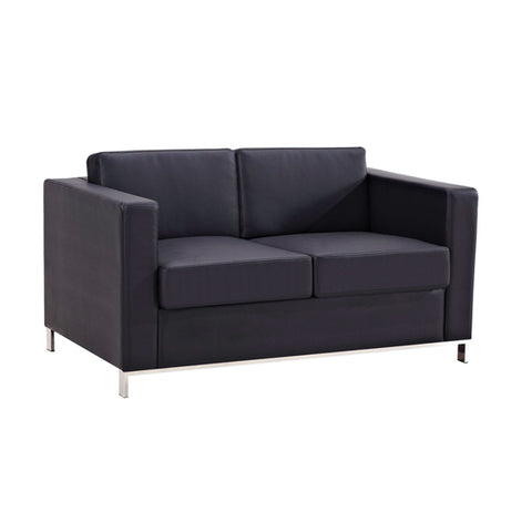 Plaza 2 Seat Lounge - Richmond Office Furniture