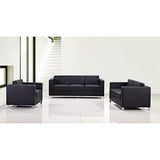 PLAZA 3 SEAT LOUNGE - Richmond Office Furniture