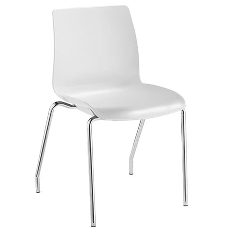 Pod 4 Leg Stacking Chair - Richmond Office Furniture