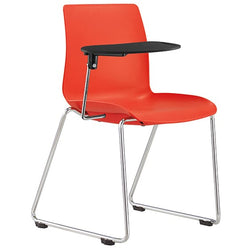 Pod Sled Stacking Tablet Arm Chair - Richmond Office Furniture