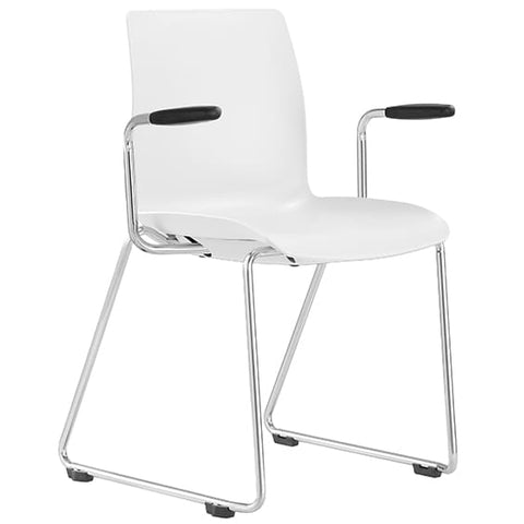 Pod Sled Stacking Arm Chair - Richmond Office Furniture