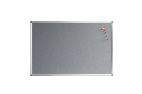 PIN BOARD FELT WALL MOUNTED - Richmond Office Furniture