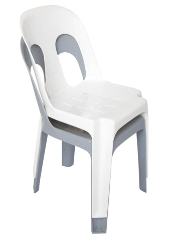 Pipee Plastic Conference Chair - Richmond Office Furniture