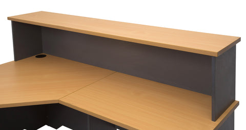 Desk Hob Rapid Worker - Richmond Office Furniture