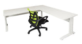 Rapid Span Desk With Return - Richmond Office Furniture
