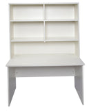 Bookcase Hutch Over Desk Storage - Richmond Office Furniture