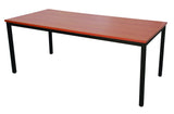 OFFICE TABLE STEEL FRAME - Richmond Office Furniture