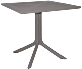 Clipx Table 800mm Square - Richmond Office Furniture