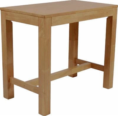 Chunk Bar Table 120cm - Richmond Office Furniture