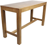 Chunk Bar Table 180cm - Richmond Office Furniture