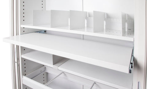 GO PULL OUT FILE SHELF - Richmond Office Furniture