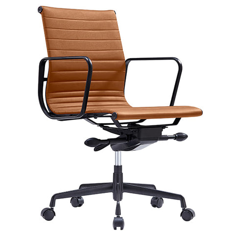 Volt Boardroom Chair Terracotta - Richmond Office Furniture