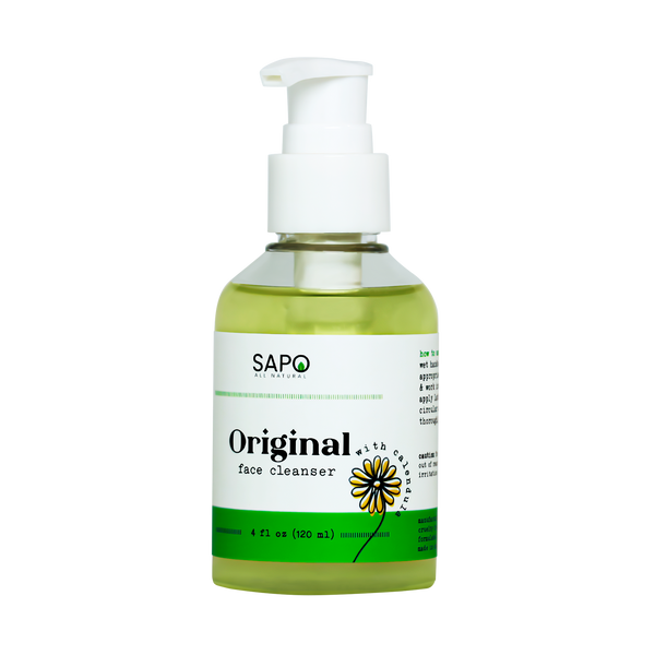 Sapo All Natural Original Face Cleansers with Calendula