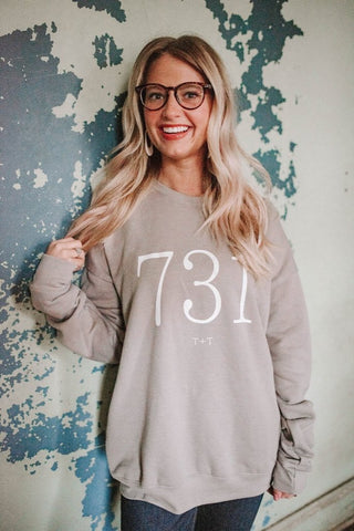 Ladies' Sweatshirts