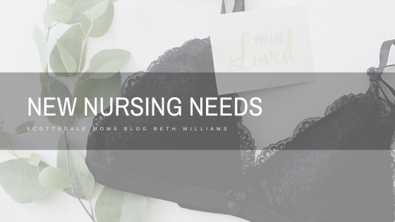 New nursing needs.