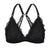Black Nursing Bralette