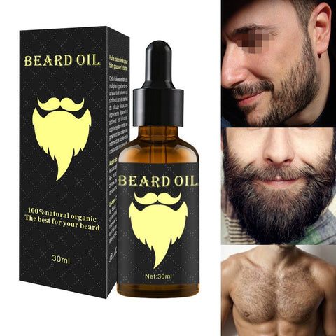 Beard Growed Natural Oil