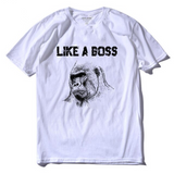 T-Shirt Boss Gorilla
