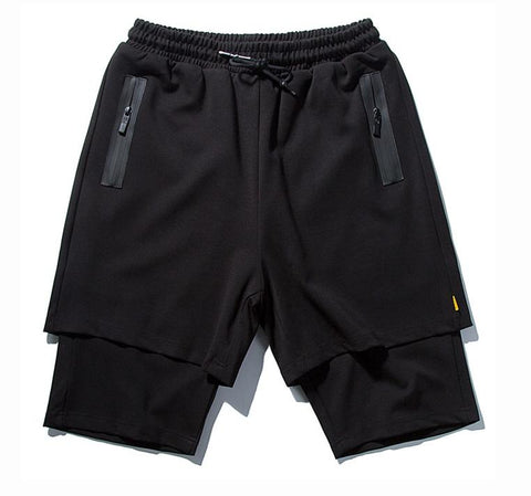Two-piece Jogger Shorts