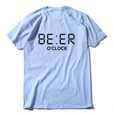 T-shirt BEER OCLOCK