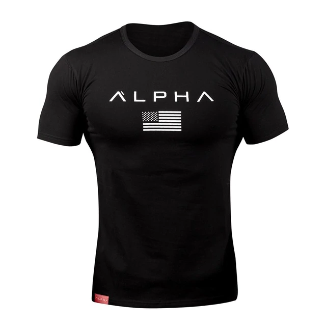 Alpha Black Flag