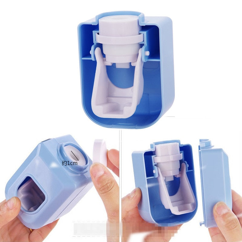 Hands Free Toothpaste Dispenser