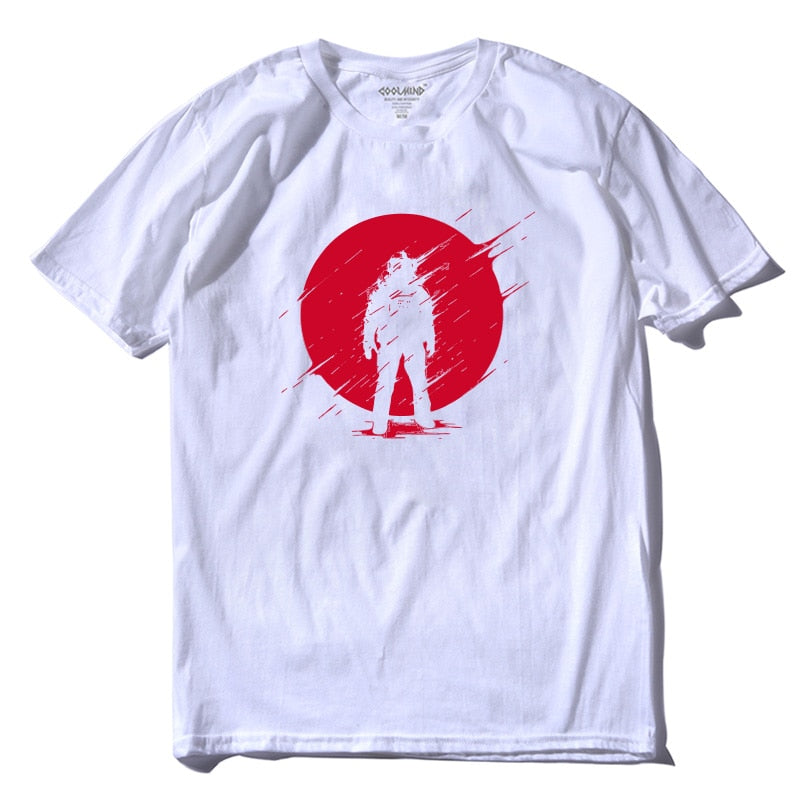 T-shirt Moon Man