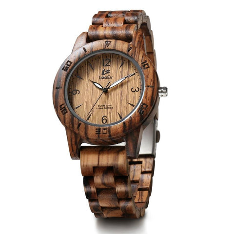 Sandal Wood Watch
