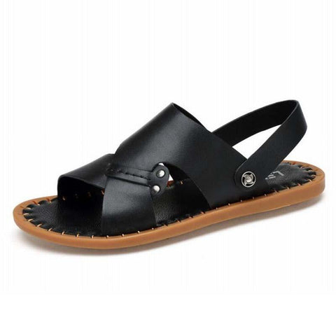 Surfer Leather Sandals