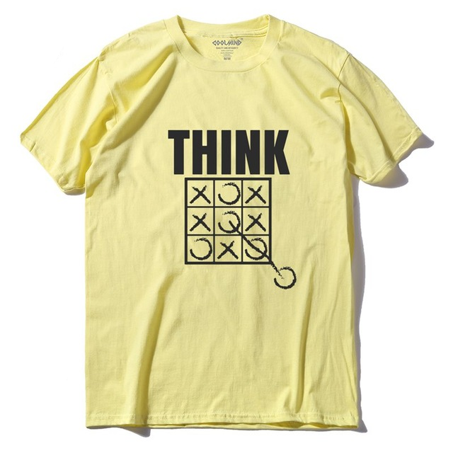 T-shirt Think Outside The Box