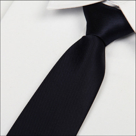 Altitude Tall and Slim Deluxe Illusion Dark Blue Tie