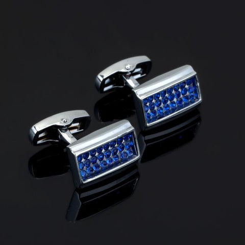Luxury Blue Cufflinks