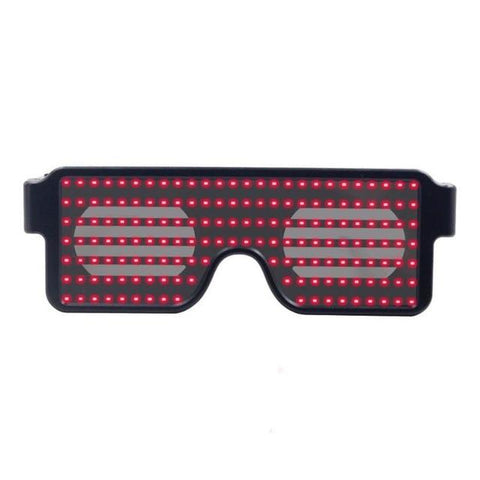 8 Mode LED Party Glasses