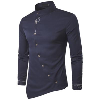 Jette Shirt (Navy)