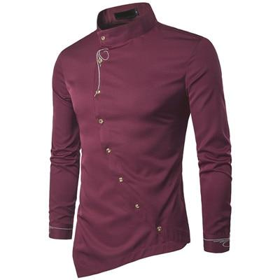 Jette Shirt (Red)