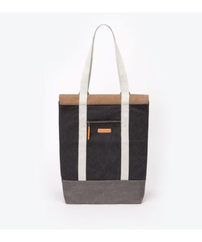 TOTE BAG - HENDRIK - BLACK