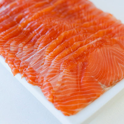 Cold Smoked Salmon Slices (SMOKED ORDERS CLOSED)