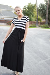 Maryn Pocket Maxi Dress