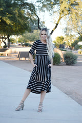 All About You Pocket Dress