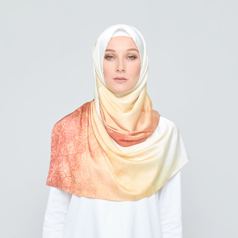 GAYA Nature Inspired Scarf - Soil