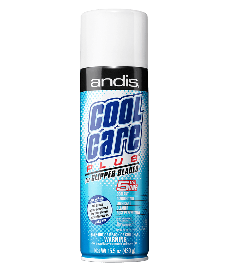 Andis Cool Care Plus Spray 439gm | Unisex Groom | Unisexgroom.com.au