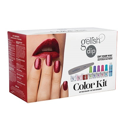 GELISH D&B – DIP SYSTEM COLOUR KIT | Unisex Groom | Unisexgroom.com.au