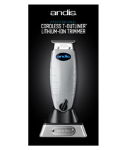 Andis | Cordless T-Outliner Trimmer | Unisex Groom | Unisexgroom.com